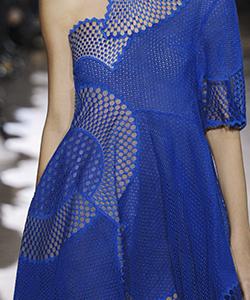 Stella McCartney Blue Dress